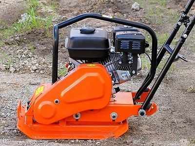 Plate 6.5 HP 100KG 16KN Commercial Grade Compactor.