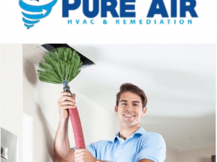 WHEN WAS THE LAST TIME YOUR AIR DUCTS GOT CLEANED?