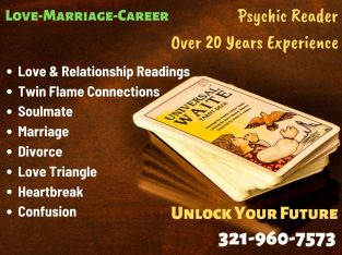 Past Present and Future Psychic Readings
