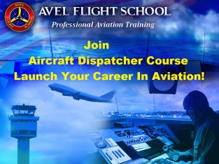VIRTUAL LIVE CLASS AIRCRAFT / FLIGHT DISPATCHER COURSE