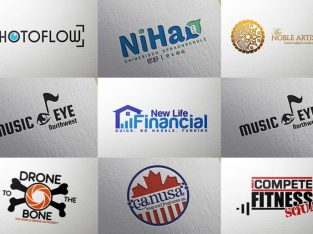 NEED A LOGO WE WILL DESIGN MODERN LOGO CUSTOM MADE FOR YOU!