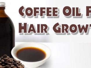 Best coffee oil to growth hair