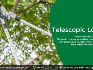 Telescopic Lopper in the Eden Garden At Eden Garden Equipment