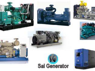 Used generators sale Cummins – Kirloskar, Ashok leyland