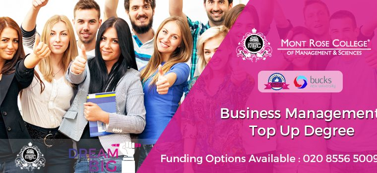 BA Business Management With Foundation Year at MRC