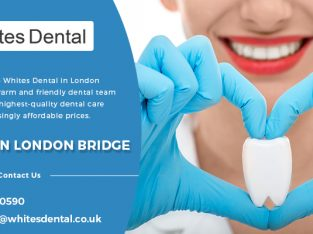 Emergency Dentist In London Bridge at Whites Dental