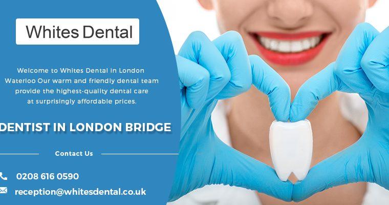 Emergency Dentist In London Bridge at Whites Dental