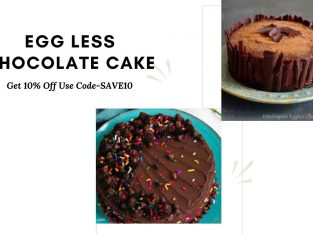 Eggless Chocolate Cake delivery in Canada with Free Shipping