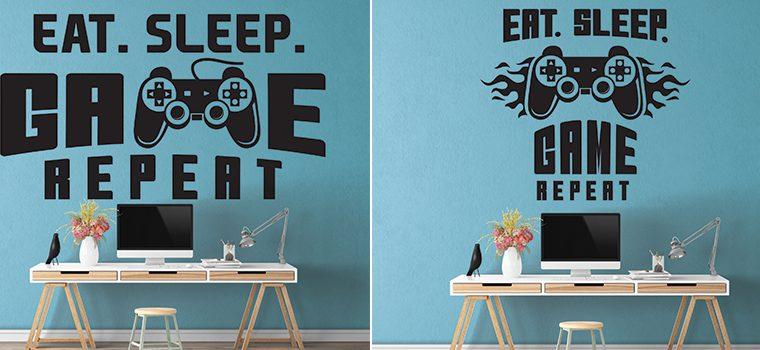 Gaming Wall Art at Huetion