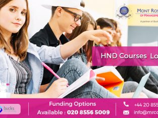 Hnd In Healthcare Management at MRC