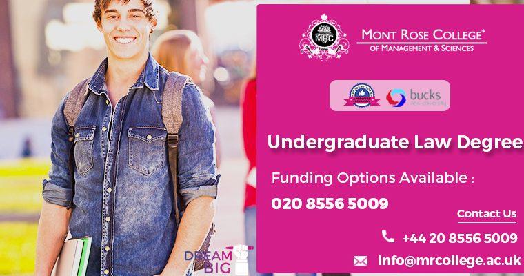 Undergraduate Degree at MRC