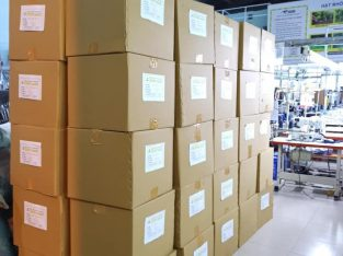 DONY MASK Premium Antibacterial Cloth Mask CE, FDA, TUV Reach Certification