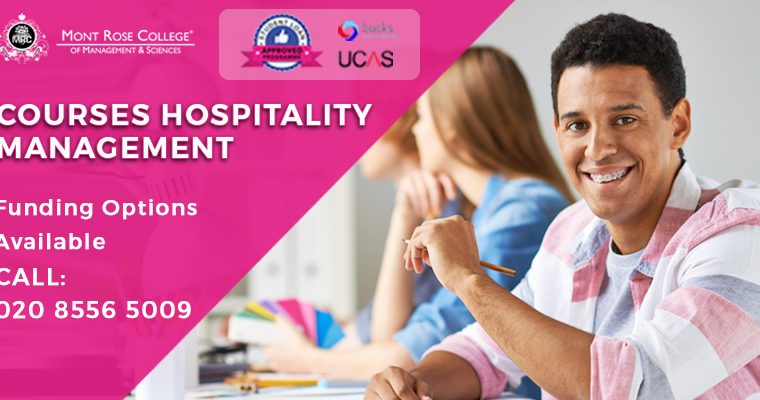 Hospitality Management in the MRC