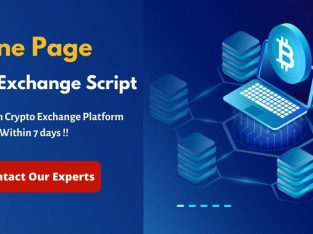 Crypto Exchange Script for Peer to Peer Crypto Exchange Website