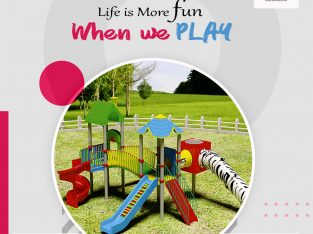 Outdoor Playground Equipment Manufacturer.