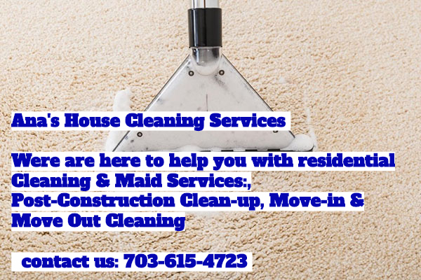Ana's House Cleaning Services