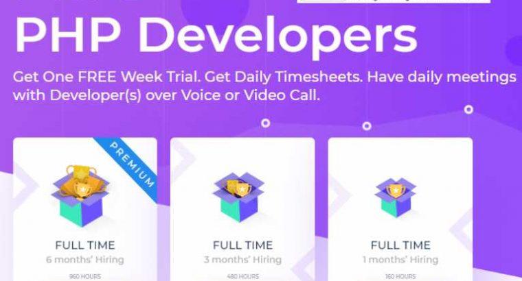 Best PHP Based Web Application Development Company