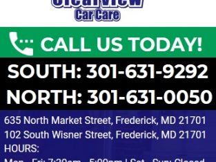Auto repair frederick MD