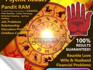 Astrologer Pandith RAM in Toronto, Scarborough