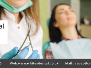 Dental Implants London At Whites Dental London