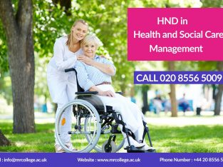 Hnd In Health And Social Care in the MRC UK