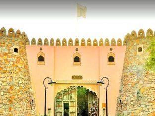 Best Weekend Getaway in Jaipur – Lohagarh fort Resort Jaipur