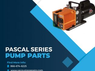 Benefits of Pascal Series Pump Parts