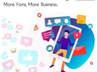 Social Media Marketing Company in India – SATHYA Technosoft