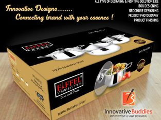 Box Design Service Available at Just 1500