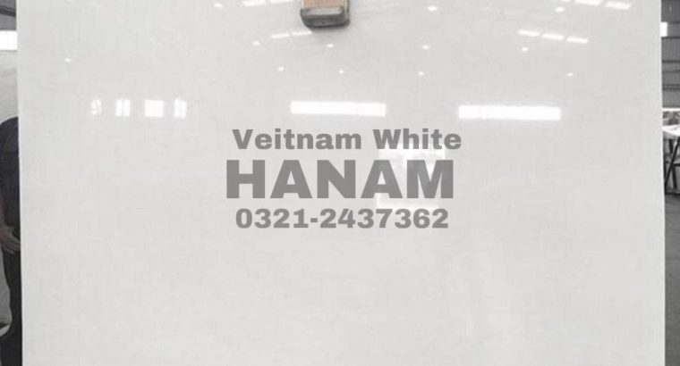 Vietnam White Marble in Pakistan