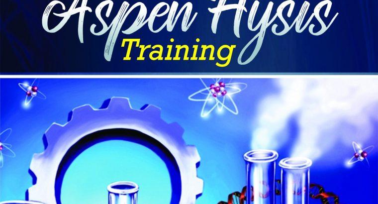 ASPEN HYSIS TRAINING