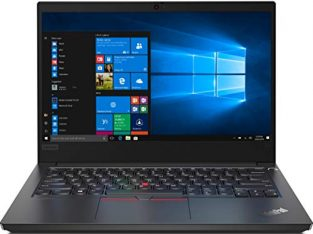 Best Laptop Lenovo ThinkPad E14 Intel Core i3 10th Gen 14-inch 4GB RAM/ 1TB