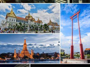 Krabi Phuket and Bangkok Land Tour Package for couples
