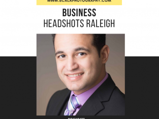 Get professional Headshot photography at Raleigh