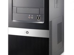 Refurb Desktop Computer Core 2 duo with 3 games free