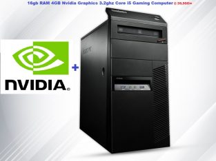 Refurbished Core i5 Computer with 4GB Nvidia