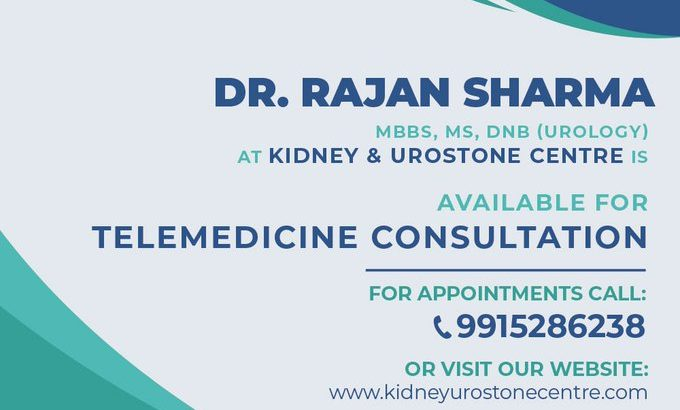 Consult Female Urologist in Chandigarh