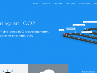 Top ICO Development Services | ICO Launch Company| ICO Development
