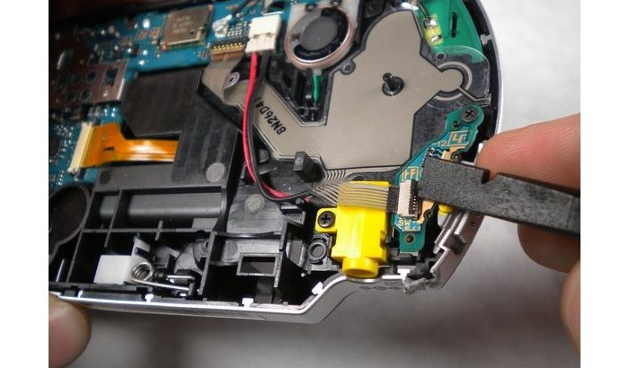 We do PSP motherboard replacement
