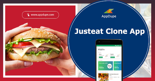 Buy the JustEat clone app for Android and iOS platforms
