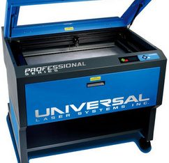 Universal Laser Engraving Machine