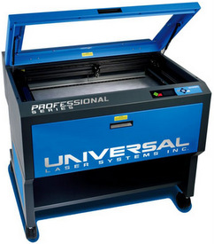Universal Laser Engraving Machine