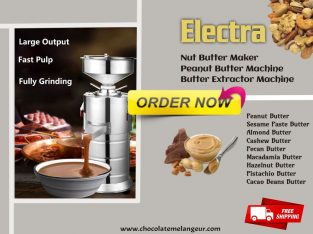 Shop Online Peanut Butter Making Machine – chocolatemelangeur.com