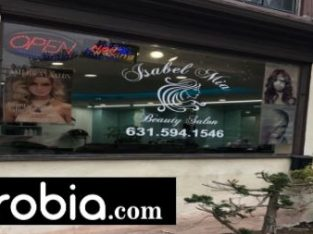 Isabel Mia Beauty salon