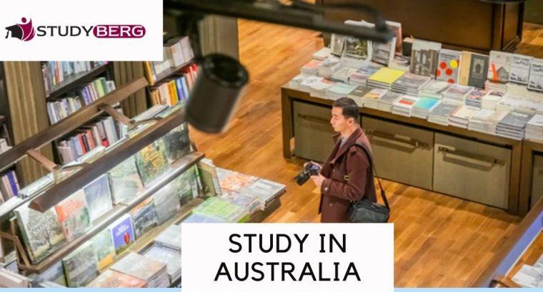 Study in Australia: Studyberg
