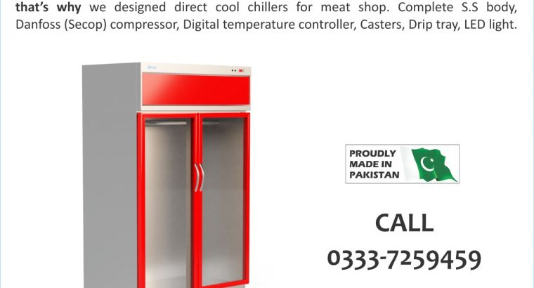 Meat Prep Table,Meat Shops in Pakistan,Table for Meat Shops in Pakistan,Chiller for Meat Hanging
