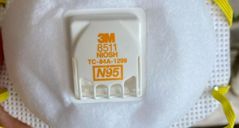 Original N95 repirators, surgical and face masks supply