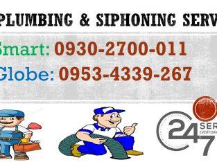 MJ Plumbing Expert & Siphoning Septic Tank Service