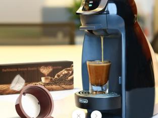 REUSABLE STAINLESS STEEL COFFEE CAPSULE