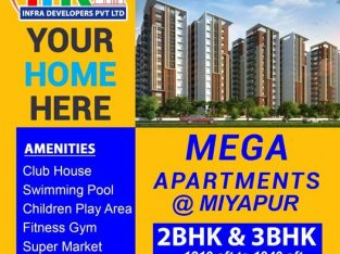 Dhamaka Dussehra Offer 2020! Ready For Booking | 2BHk & 3BHk At Miyapur, Hyderabad